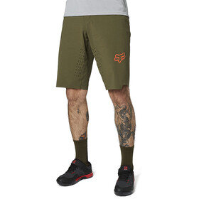 Fox Flexair Lite Short Homme, olive green